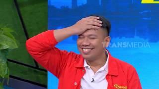 Main Sepak Takraw Bareng Lena-Leni, Kepala Vicky Kena Bola | OKAY BOS (16/08/19) Part 3