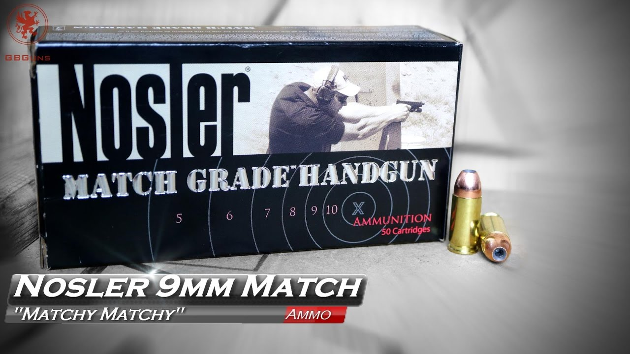 Nosler Ammunition , Why It Is Our Go-To Ammo Brand ~ VIDEO