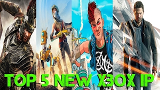 Top 5 New Xbox One Exclusive IP This Generation