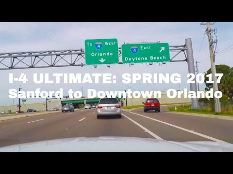 I 4 Ultimate Sanford to Orlando Spring 2017
