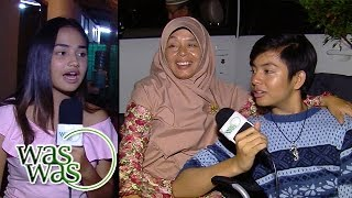 Hubungan Angga Syifa Direstui Ibunda Angga WasWas 04 Januari 2017