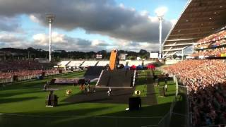 NZ Nitro Circus - Jolene back flip and double backflip