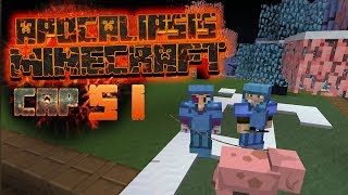 EL ARCA DE VEGE | #APOCALIPSISMINECRAFT | EPISODIO 51 | WILLYREX Y VEGETTA