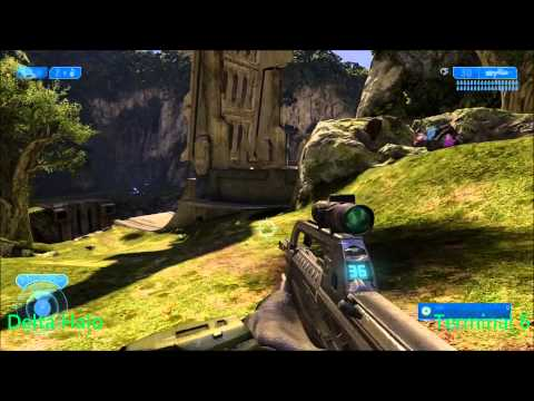 Halo The Master Chief Collection Skulls and Terminal Location Halo 2