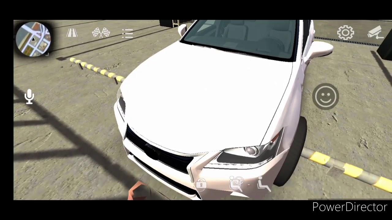 взлом игры кар паркинг