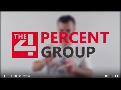 Four Percent Group: How To Sell Without Selling