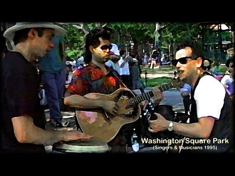 Washington Square Park 1995