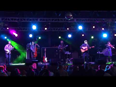 Yonder Mountain String Band - full show 10-15-17 Hillberry Festival Eureka Springs, AR HD tripod
