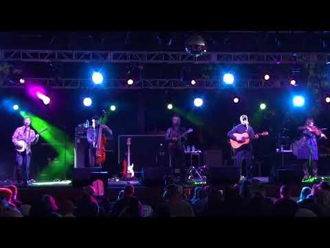 Yonder Mountain String Band - full show 10-15-17 Hillberry Festival Eureka Springs, AR HD tripod