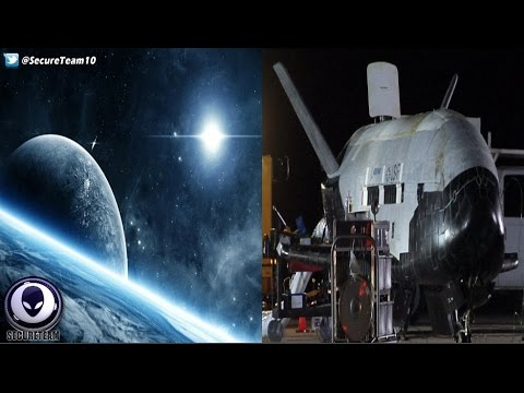 Secret Space Missions Exposed: Time Travel & Alien Contact 1