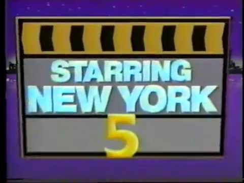 """WNYW """"Starring New York Film Festival"""" (Judd Hirsch), 1986"""