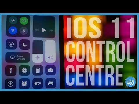 10 Tips, Tricks, Features and Bugs On the iOS 11 Beta Control Centre for Your iPhone and iPad