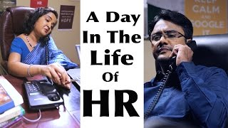 A day in the Life of HR | Put Chutney A Culture Machine Production ...