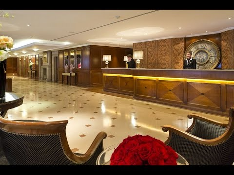 luxury Hote Warwick Brussels | top hotel