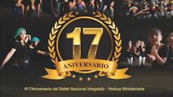 Ballet Nacional Integrado 17 Aniversario