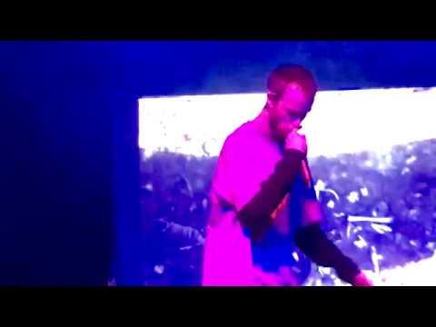 Corbin - Mourn (Live in Santa Ana, 9/7/17)