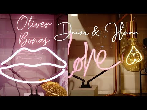 OLIVER BONAS ✨DECOR & HOME✨l MINKO