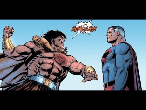 Superman Vs Hercules