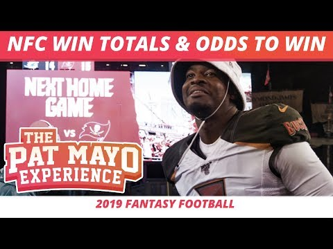 2019 NFL Predictions — NFC Win Totals, Odds, Playoff Picks, Team Previews