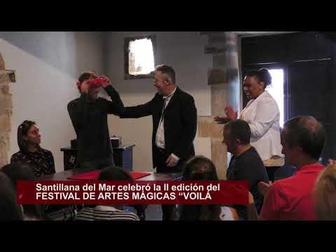 """Festival de Artes Mágicas """"Voila 2018"""""""