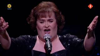 Susan Boyle live - I Dreamed A Dream @ TV Show 19-3-2010 Dutch
