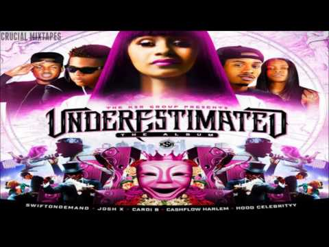 Various Artists - Underestimated [FULL MIXTAPE + DOWNLOAD LINK] [2016]