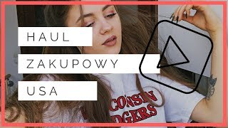 HAUL ZAKUPOWY USA | VICTORIA'S SECRET, GUESS, MICHAEL KORS