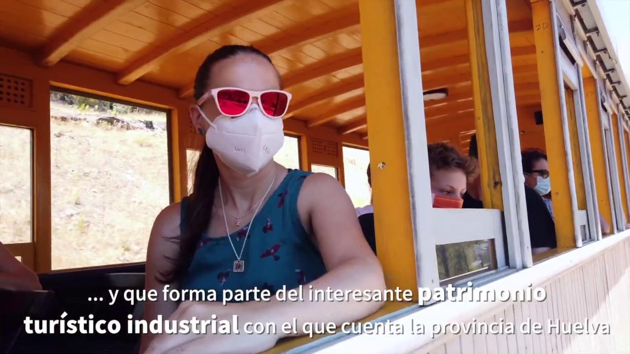 Reabre el Parque Minero de Riotinto, referente en turismo industrial, tras la crisis del #Covid19