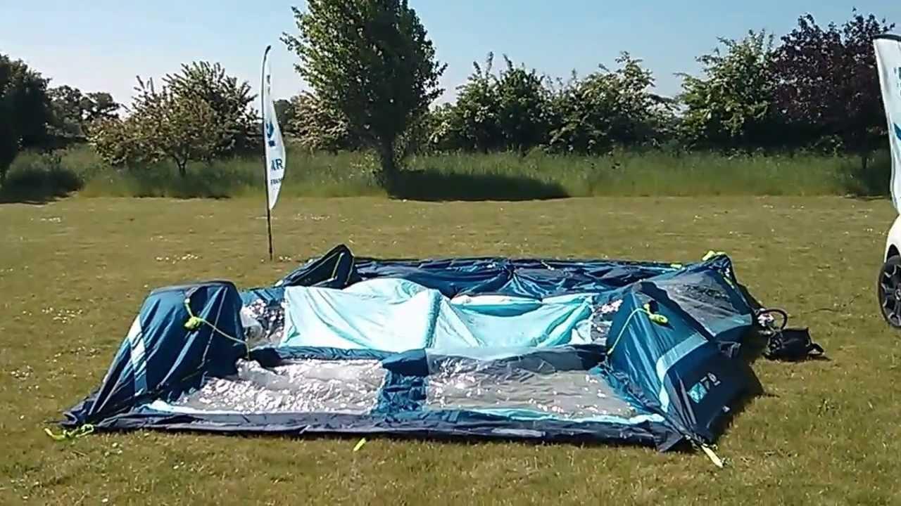 & 12v tent pump www.inflatabletentsonline.co.uk - YouTube
