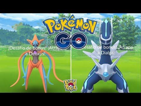 ALMUERZO LEGENDARIO! BUSCANDO EL LEGENDARIO 100%! PRIMERAS SENSACIONES! [Pokémon GO-davidpetit] thumbnail