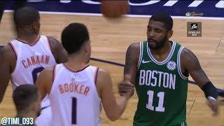 Boston Celtics FULL Overtime vs Phoenix Suns UNCUT (11/08/2018)