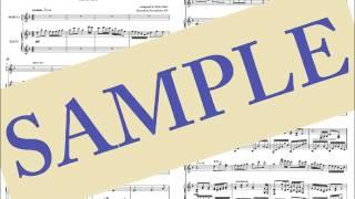 楽譜はこちら!→http://www.dlmarket.jp/products/detail/276129 4手連...