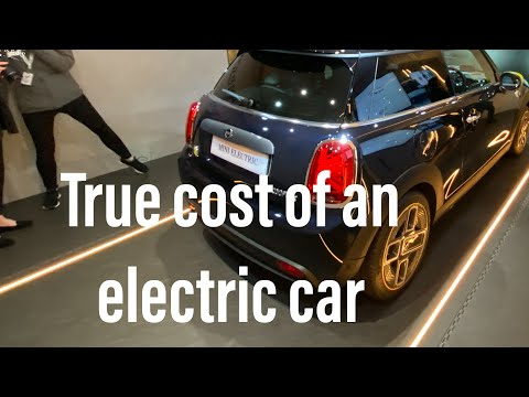 BMW i3 VLOG | The true cost of electric car ownership