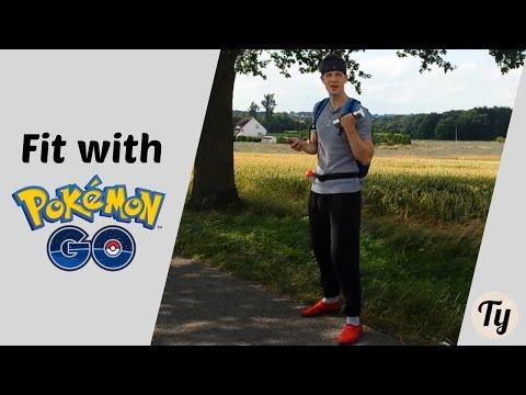 Get Fit with Pokémon Go?!
