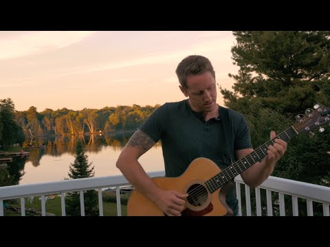 The Cottage Sessions, Part 2: Georgia On My Mind - Ray Charles (Jack Bedford acoustic cover)