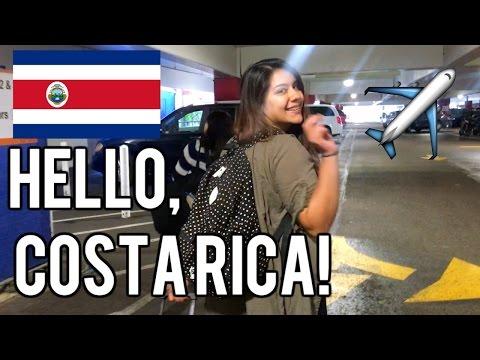 Y ME VOY A COSTA RICA! (08/09/2016)