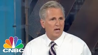 Rep. Kevin McCarthy Responds To Paul Manafort Being Told To Surrender | CNBC