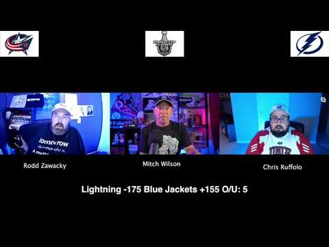 Tampa Bay Lightning vs Columbus Blue Jackets 8/19/20 NHL Pick and Prediction Stanley Cup Playoffs