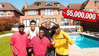 CRAZY HIDE AND SEEK IN $5,000,000 MANSION!