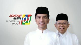 Iklan Kapanye Jokowi - Ma'ruf Amin   Janji - Janji Jokowi #01