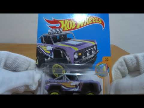 Hot Wheels Custom Ford Bronco Unboxing