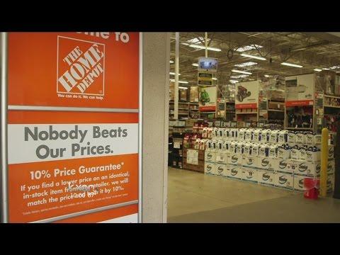 Home Depot Investigates Credit