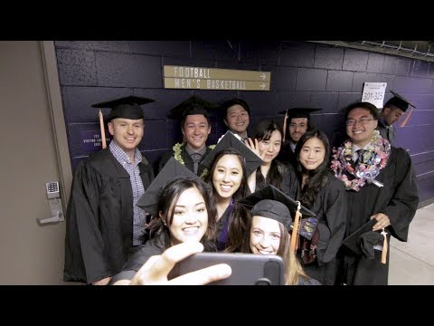 2017 UW School of Public Health Graduation