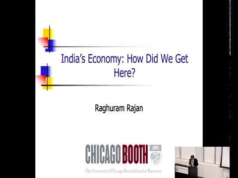 OP Jindal Lectures with Raghuram Rajan — India's Economy: How Did We Get Here and What Can be Done? from YouTube · Duration:  1 hour 58 minutes 8 seconds
