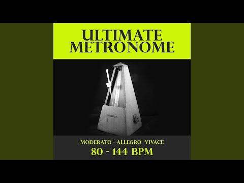 Metronome - 82 BPM - Moderato