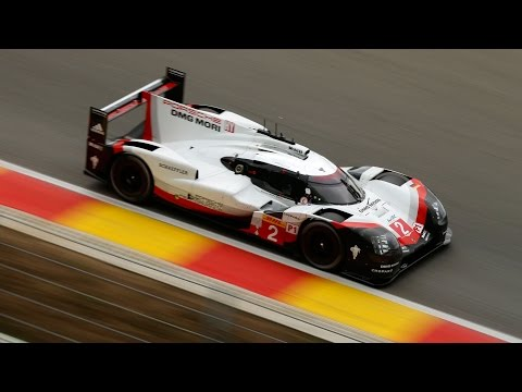 Great fights - FIA WEC 6h of Spa 2017