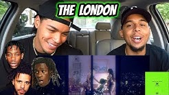 Young Thug - The London ft. J. Cole & Travis Scott [Official Video] REACTION REVIEW