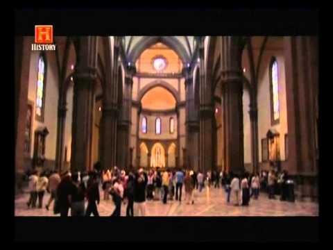 Brunelleschi - la cupola del Duomo di Firenze e la prospettiva