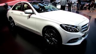 2015 Mercedes-banz C-class C250 - Exterior And Interior Walkaround - Debut At 20