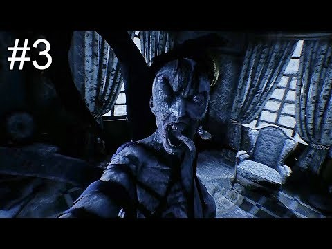 The Conjuring House - Gameplay Walkthrough Part 3 (New Psychological Horror Game 2018)